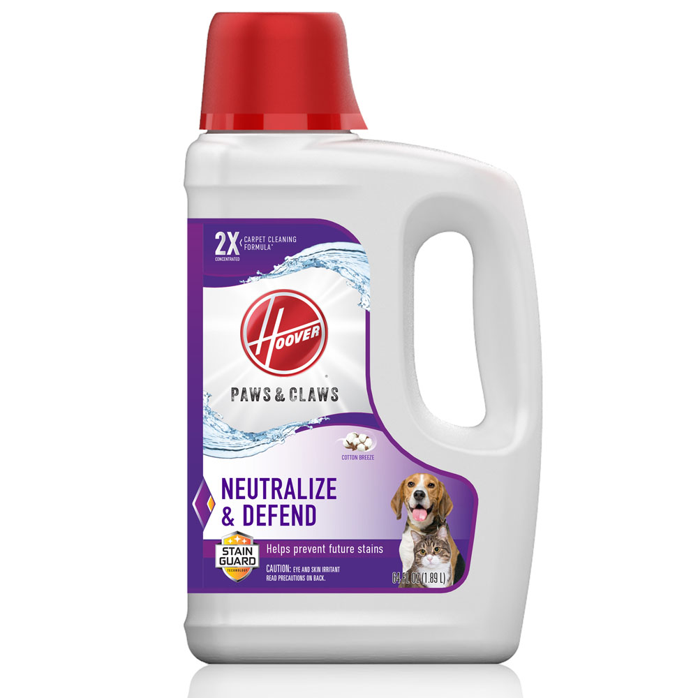 HOOVER PAWS & CLAWS 64OZ